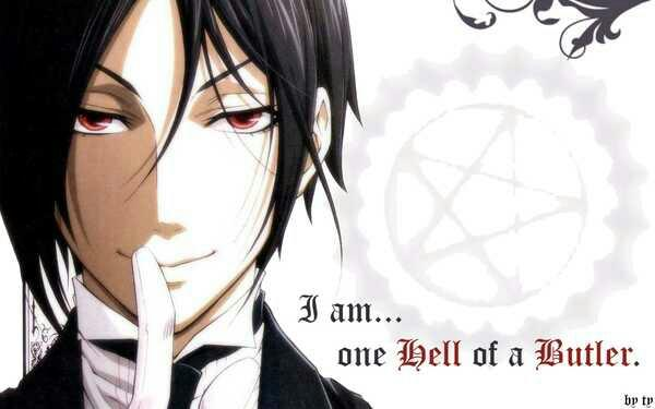 For people who watch anime: Would you like Sebastian as a Butler??