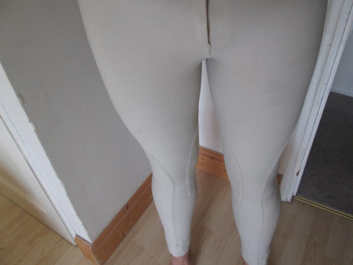 Guys, what do you like best short skirt or tight trousers like jodhpurs or leggings? what do you find sexier?