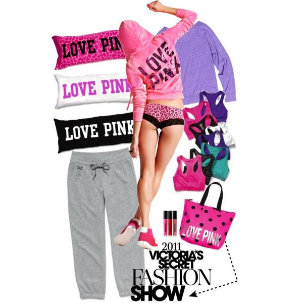What does everyone think of the fashion trend of the love pink fashion from the victorias secret side store?