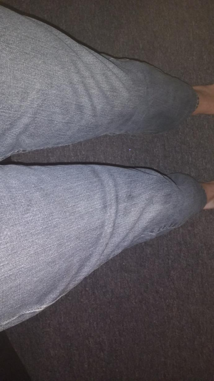 Girls, How do I look in these jeans?
