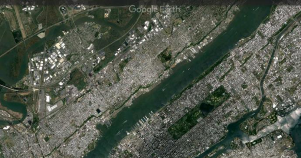 Is It Just Me Or Does Manhattan Look Like Penis -3925