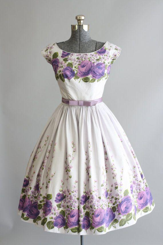 What do you think of 50's/pin up dresses?