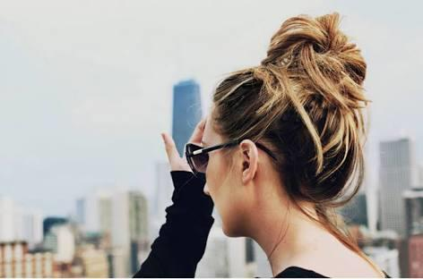 Do you like casual buns hairstyle?