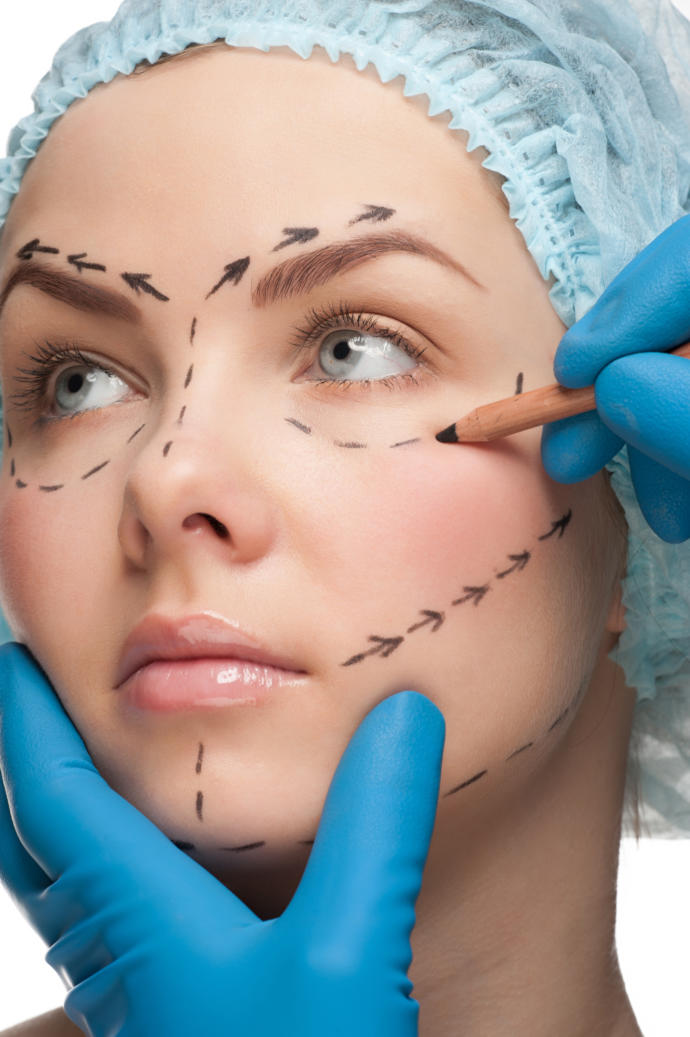 If you had to undergo cosmetic surgery, what would you choose?