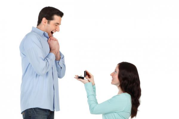 What Are Your Thoughts About Engagement Rings for Men?