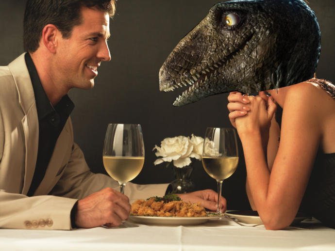 What is your favorite cuisine for a first dinner date?