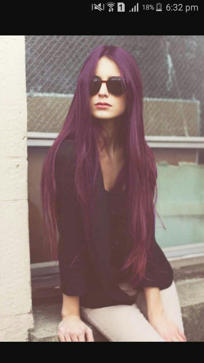 what do you think about this hair color ??