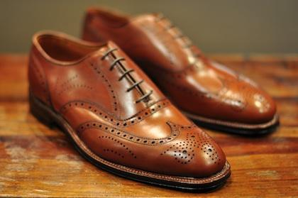 opinion on shoes? horse bit loafers vs wingtip oxfords?