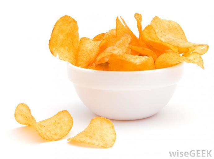 Chips or crisps?