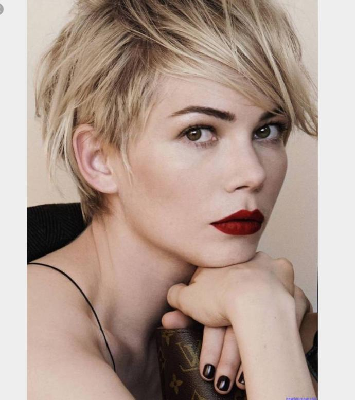 How would you react if your gf/wife came home with a pixie cut and didn't tell you because it was a spontaneous decision?