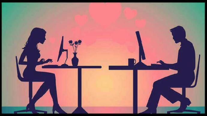 girls! ! <br />do you believe in online love? ??