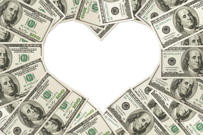 Do you consider a person's income level when deciding if you will date them?