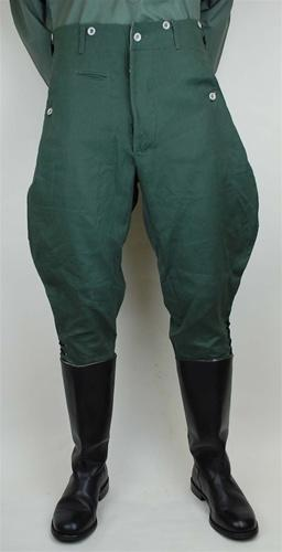 What do you think of Military breeches?