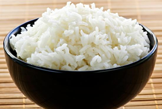Is cooked rice smokable?