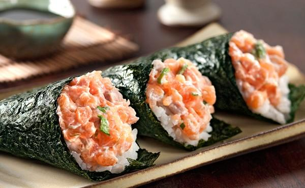 What's your favorite sushi type?