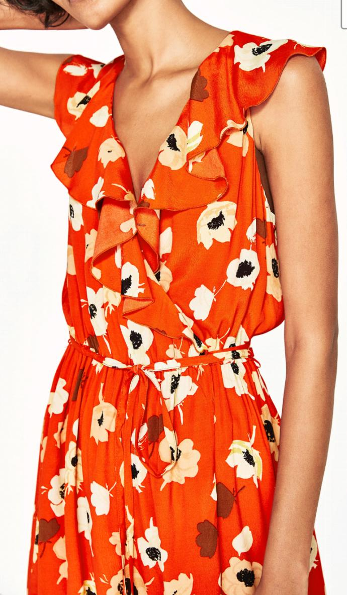 Do you like this summer dress?