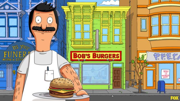 Would you eat at Bob's Burgers?