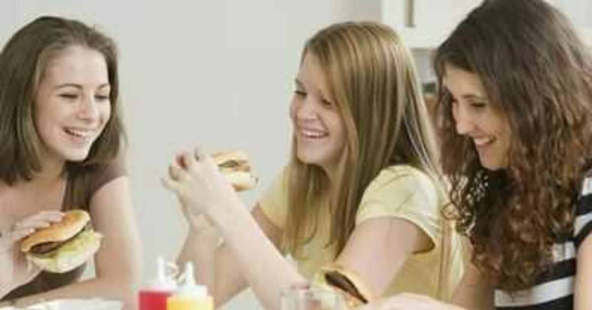 why are teens plagued with eating When teens obsess about their weight  could your teen have an eating disorder  that's why you should fit family dinners into your schedule as often as possible.