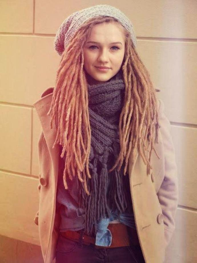 Do you like when white people wear dreads?