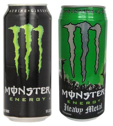 Do you like monster energy drink?