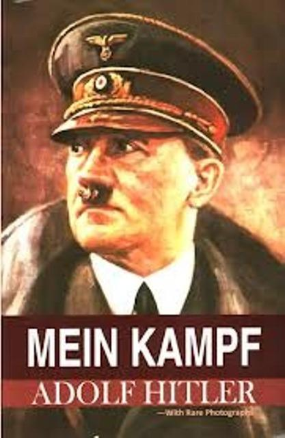 an analysis of the adolf hitlers work mein kampf A new form of anti-semitism adolf hitlers' mein kampf published july 18, 1925 outlined hitler's plan to reform germany based on one true race.