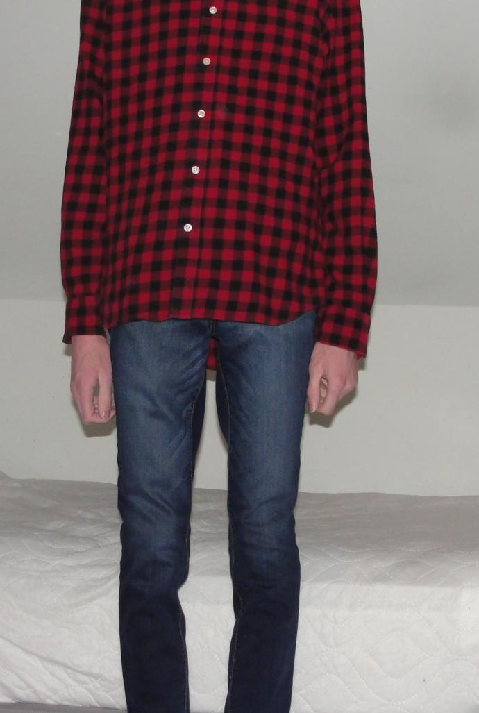 Girls, do you like Men wearing skinny jeans?