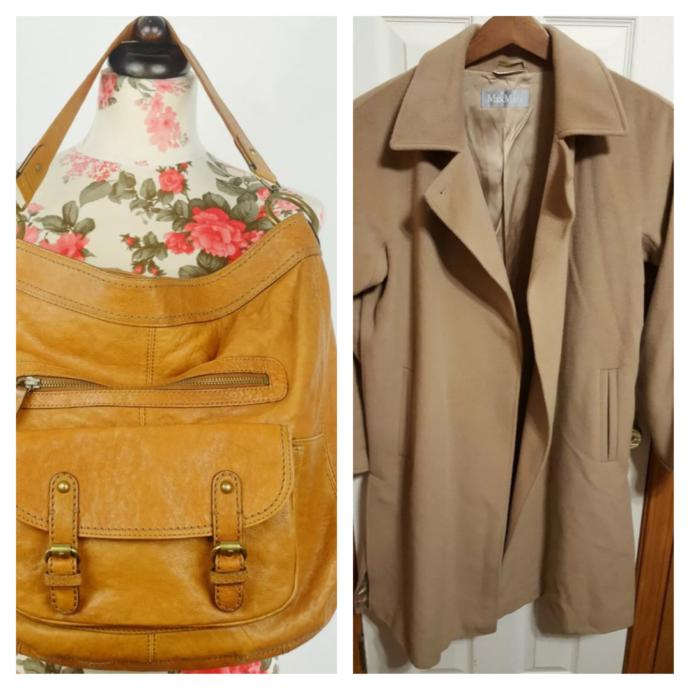 Would this bag go with this jacket?