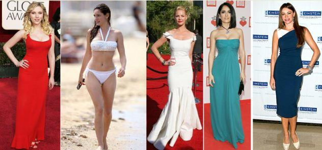 Which body shape do you prefer?