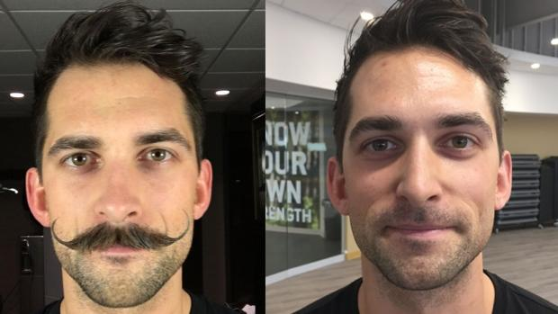 Stuble or Stuble Stache?