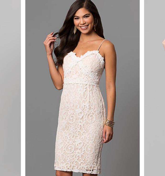 Which graduation dress do you like best?