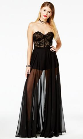 Thoughts on this prom dress?