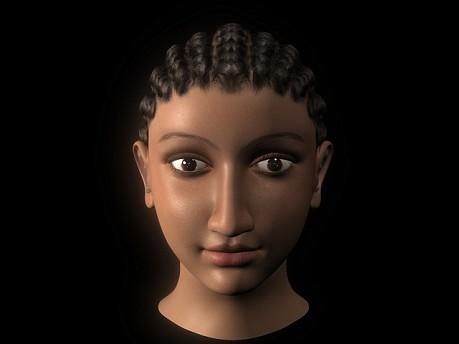 Cleopatra is not white?