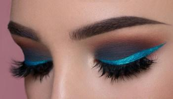What do you think of colored eyeliner?