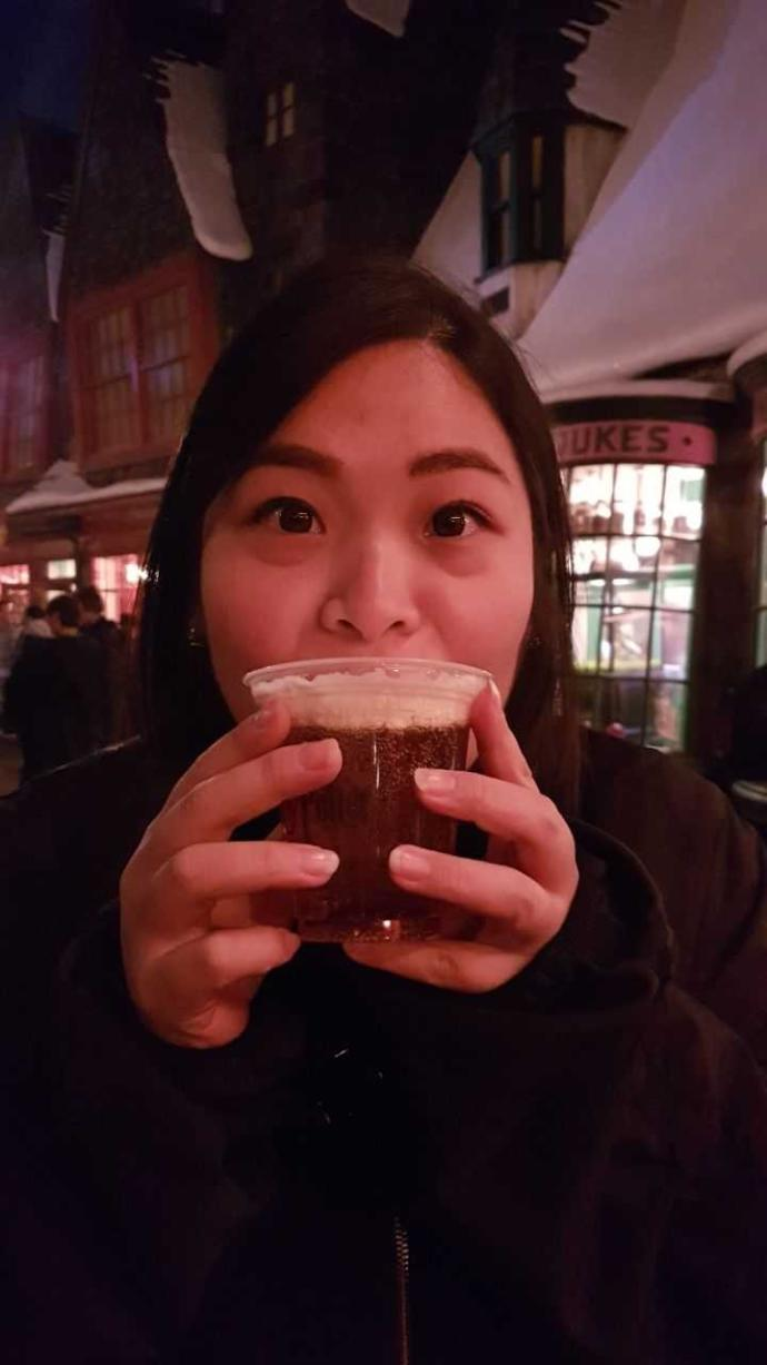 Has anyone tried butterbeer??