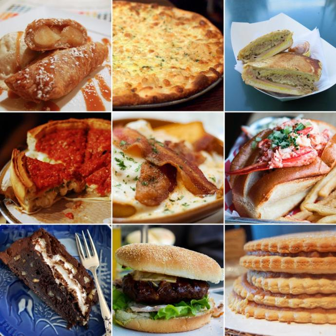 What's the best regional food in the US?