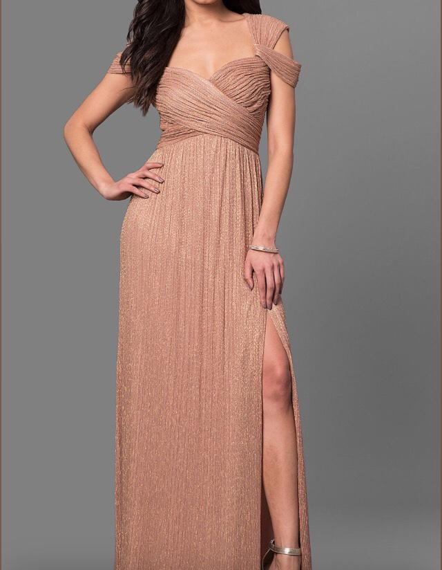 Opinions on this prom dress?