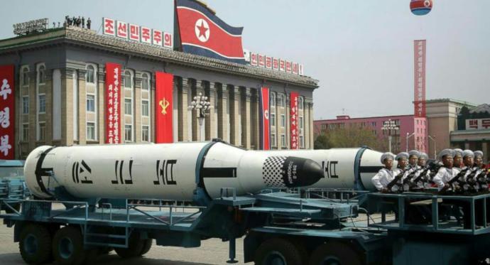 Does North Korea worry you??