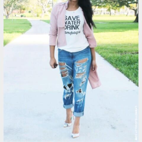 Which one of this boyfriend jeans do you prefer??