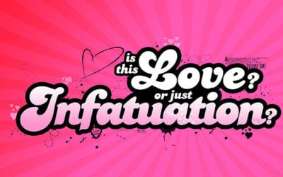 what is difference between love and infatuation