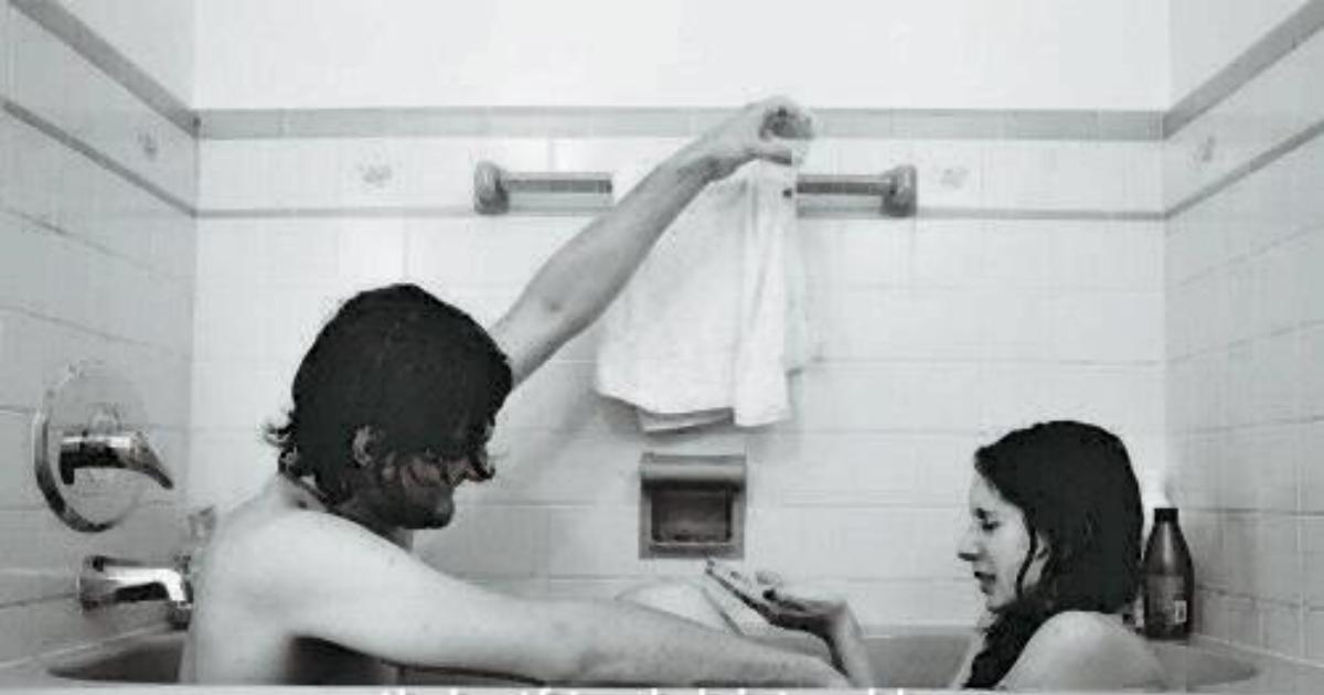Жесткий секс ванной — 6