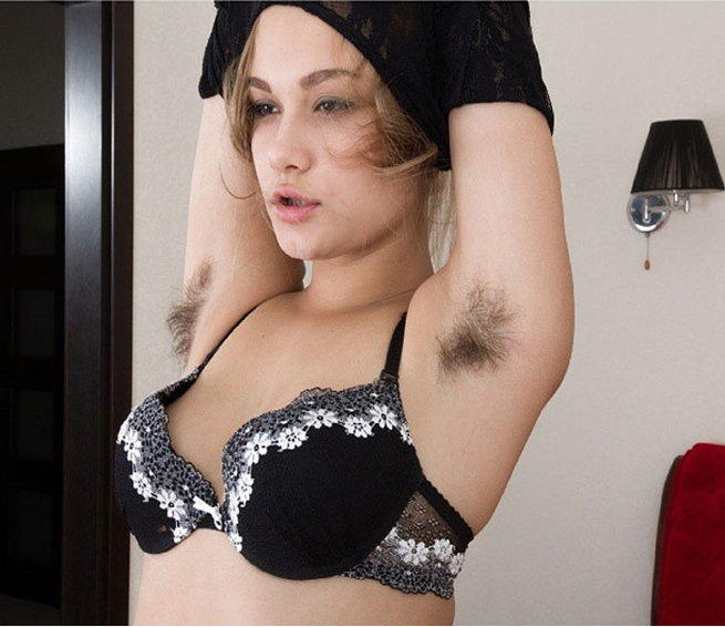 Views opinions and comments about female body hair?
