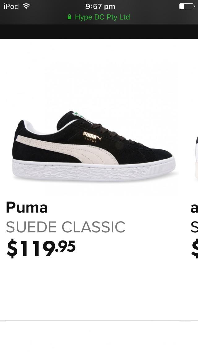 Lacoste or puma?