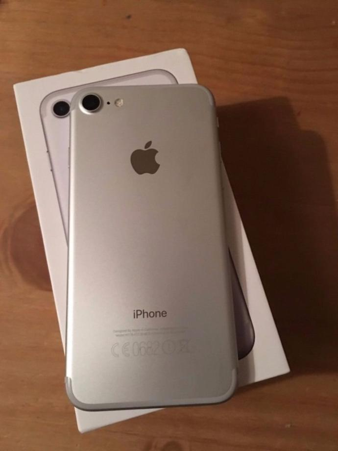 Iphone 7 matte black or silver?