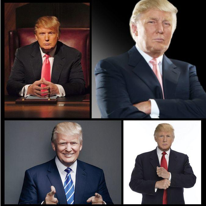 The two Donalds