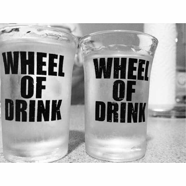 If you're a drinker, what's your drink of choice??