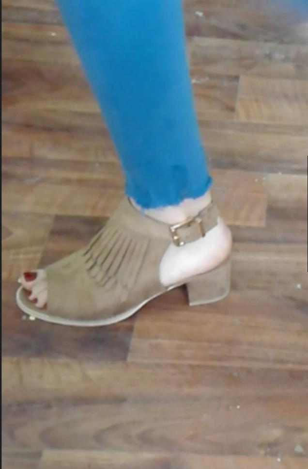 are these shoes fashionable these days ?