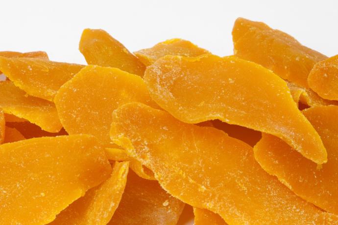 Is it weird that dont like mango but like dried mango?