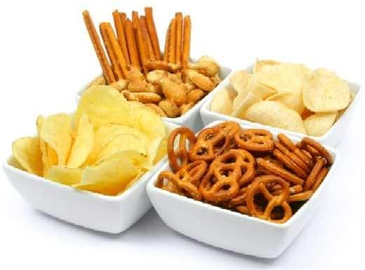 What food do you like to snack on when studying??