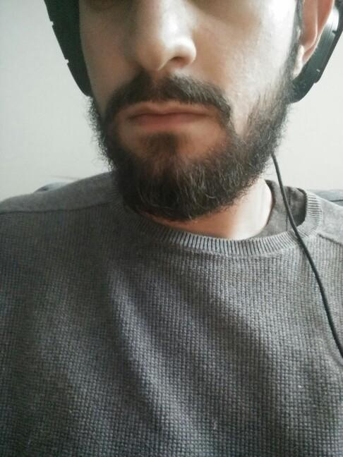 Honestly, what do you think of my beard??