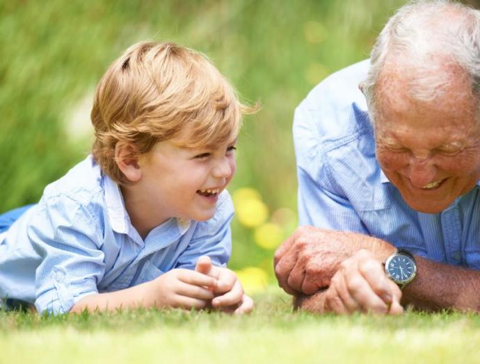 Stories of old -- Grandparents/people with grandchildren, do you have stories from your younger days?